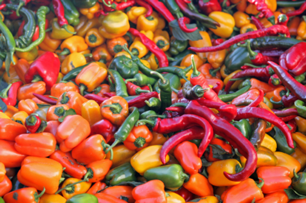 Varieties of Peppers and Extra Pepper Information -