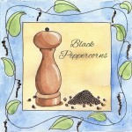 The Medicinal Benefits of Black Peppercorns