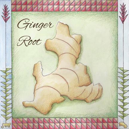 gingerroot