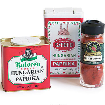 The Culinary Uses Of Paprika