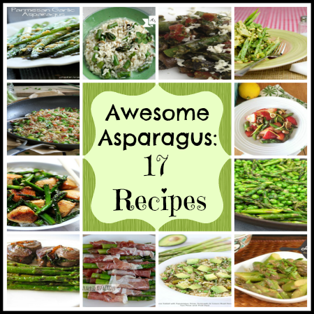 Awesome Healthy Asparagus Recipes