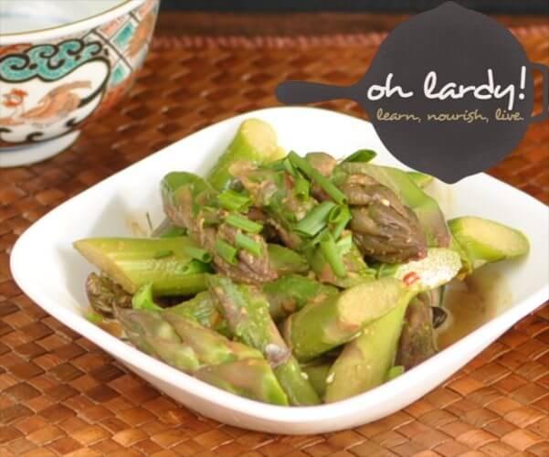 Healthy Asparagus Recipes