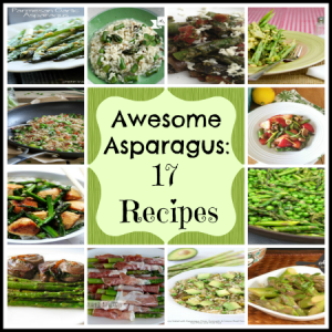 Awesome Asparagus Recipe Roundup