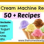No Ice Cream Machine Required: 50 + Sweet Treat Recipes