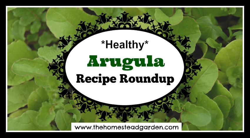 Healthy Arugula Recipes