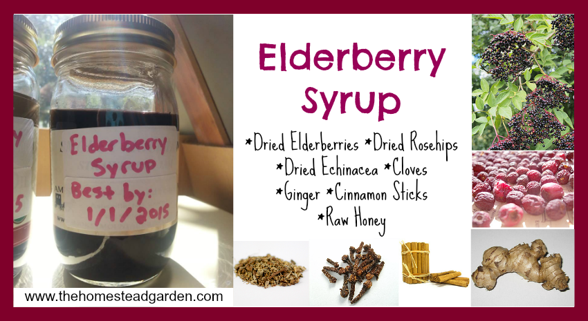 Elderberry Syrup Facebook