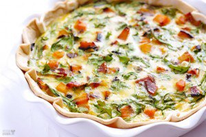 Butternut-Squash-Arugula-Bacon-Quiche-1
