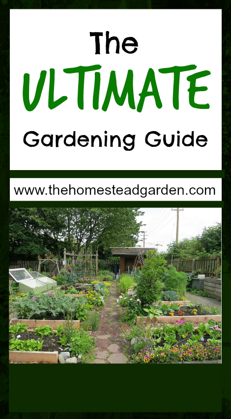 The Ultimate Garden Guide