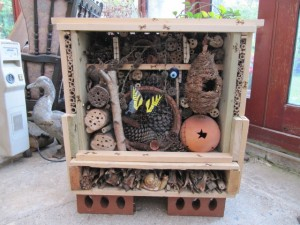 A Beautiful Bug Hotel