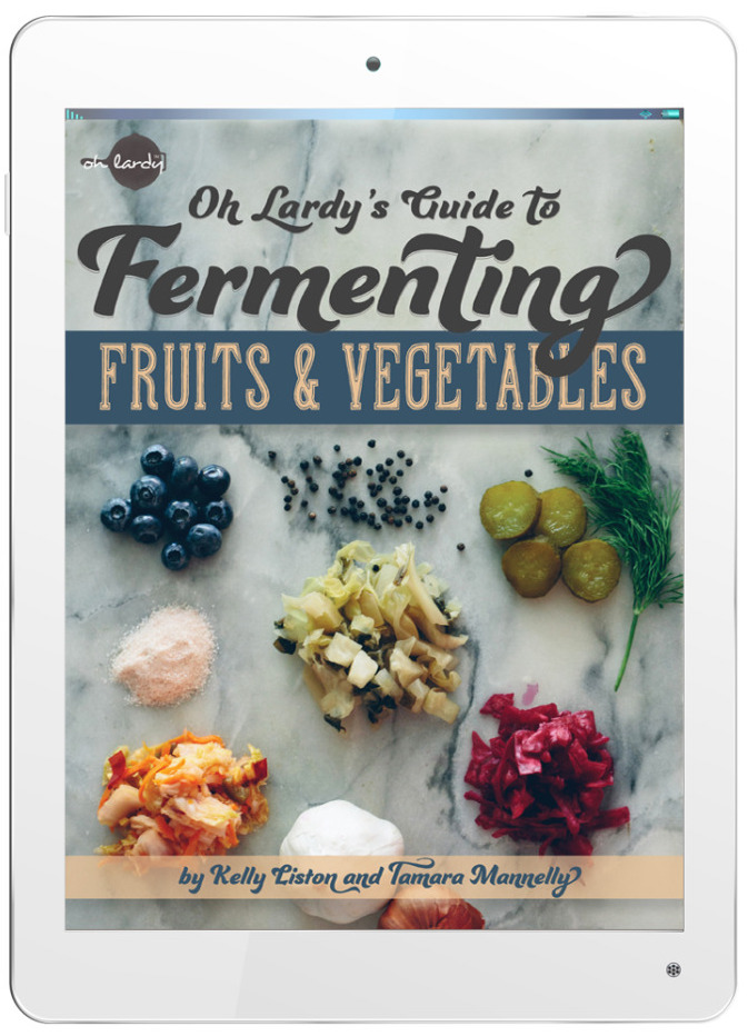 Fermented Fruits and Vegetables