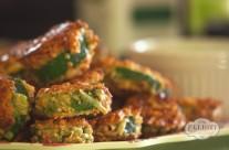 Oven Fried Zucchini with Garlic Aioli Recipe