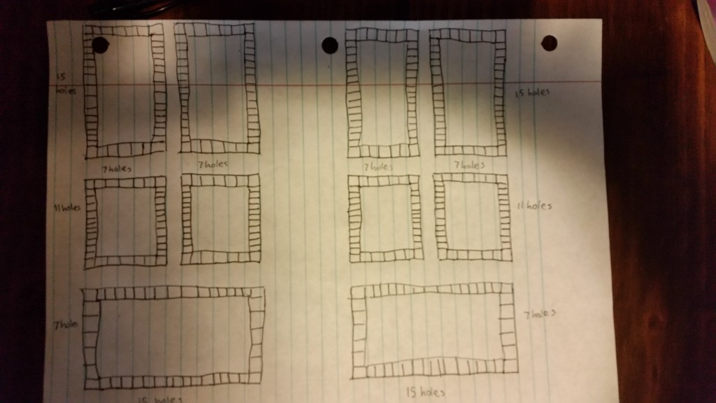 Mapping out my garden