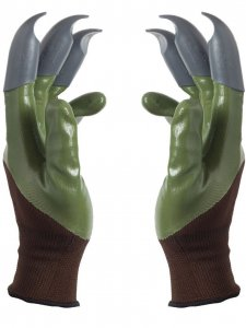 gifts for gardeners badger gloves