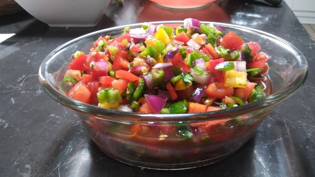 Ways to Use a Huge Jalapeno Harvest: Homemade Salsa
