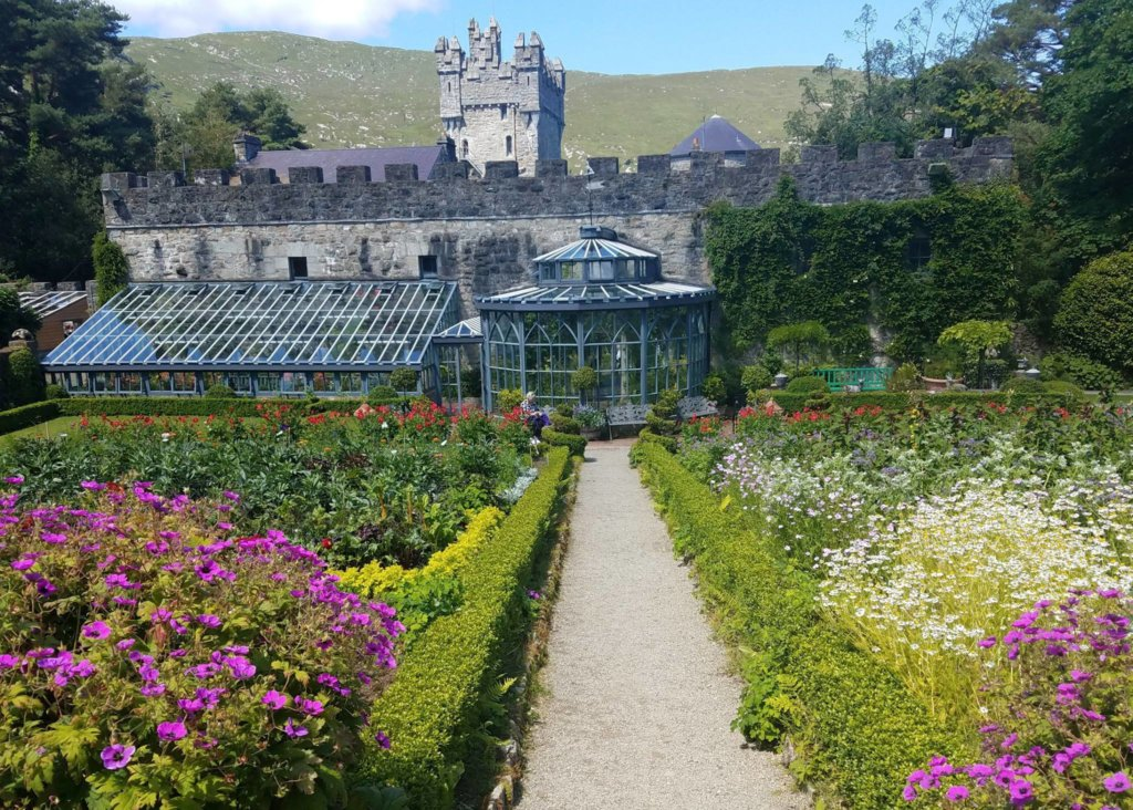 Finding Joy in the Garden in Summer: Ireland Vacation