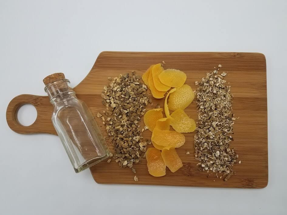 Why Digestive Bitters are Important: Dandelion & Burdock Root Bitters Ingredients