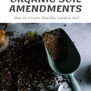 Organic Soil Amendments Ebook