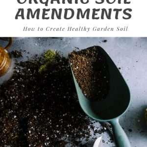 Organic Soil Amendments Ebook