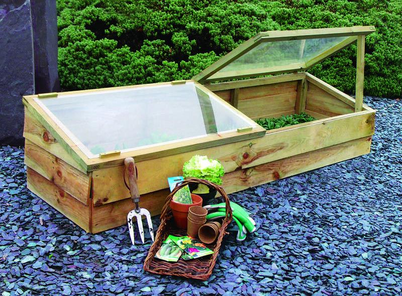 Extend Your Garden Season with a Cold Frame