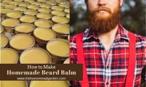 How to Make Beard Balm