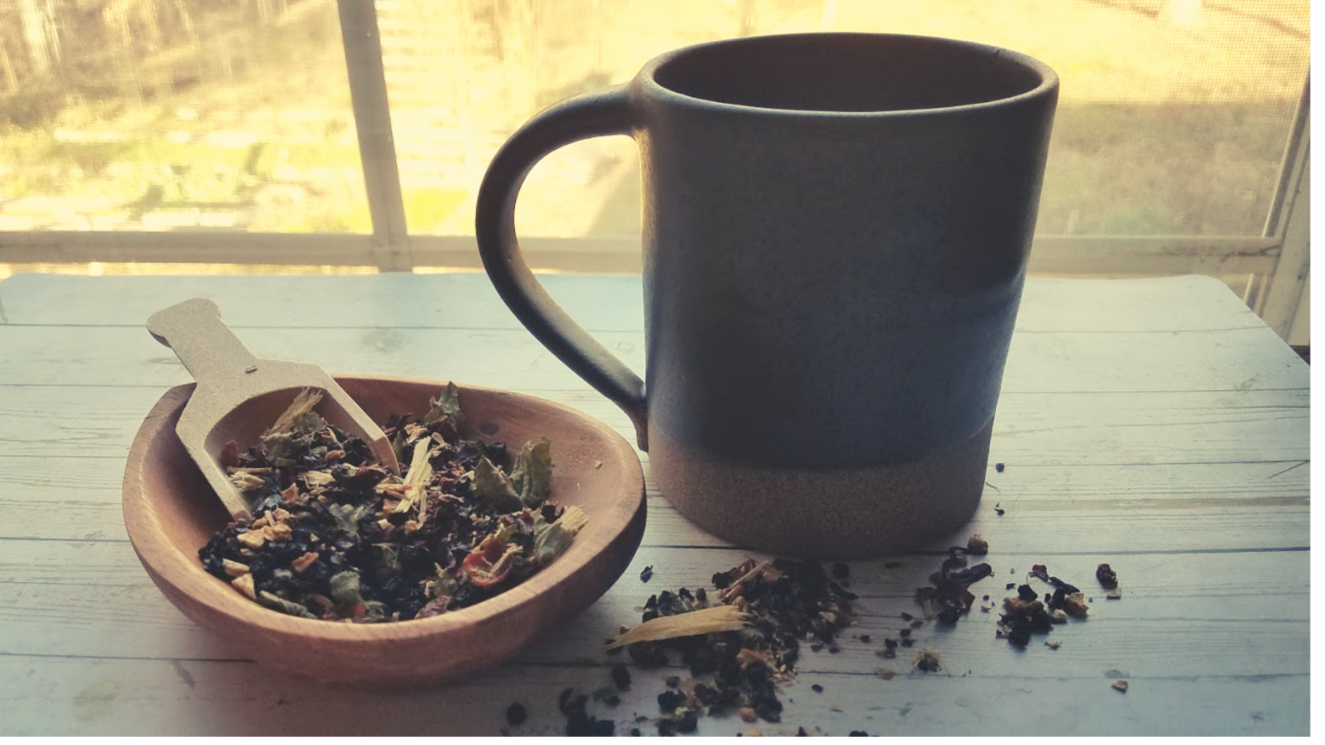 Immune Boosting Herbal Tea Recipe