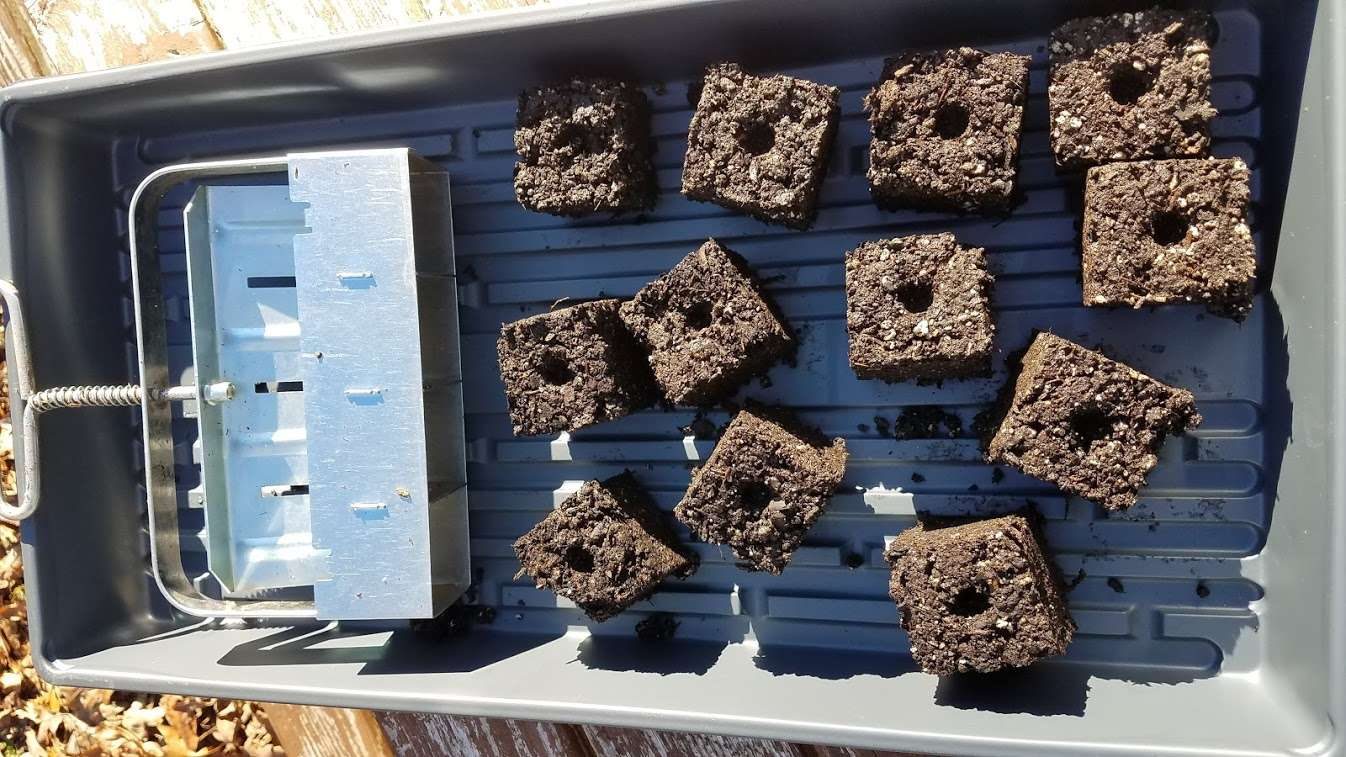 How to Make Soil Blocks