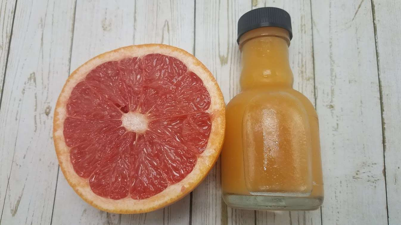 Citrus Grapefruit Habanero Hot Sauce